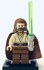 Re-Breather Authentic LEGO Star Wars Qui-Gon Jinn Minifigure sw410 9499 Jedi