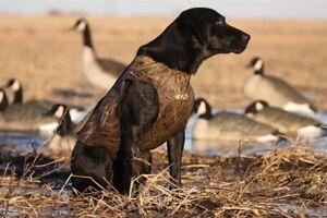 Dog-Vest-Dog-Parka-By-Avery-Size-Small-Blades-Camo-3mm-Neoprene