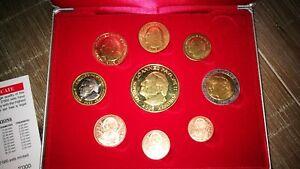 Euro Münzen Probe Vatikan Papst Johannes Paul II 2005 / selten Zertifikat - Jülich, Deutschland - Euro Münzen Probe Vatikan Papst Johannes Paul II 2005 / selten Zertifikat - Jülich, Deutschland