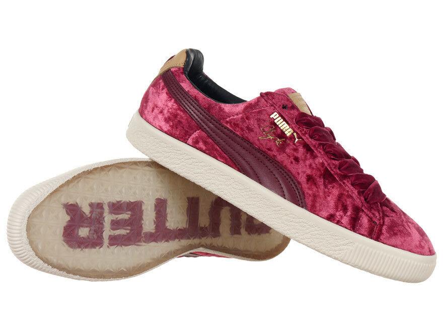 Puma x Extra Butter Clyde Damen Turnschuhe Schuhe Turnschuhe