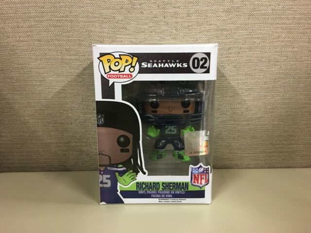 Funko POP NFL Wave 3 Richard Sherman Action Figure