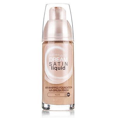 Maybelline Dream Satin Liquid Foundation 30ml