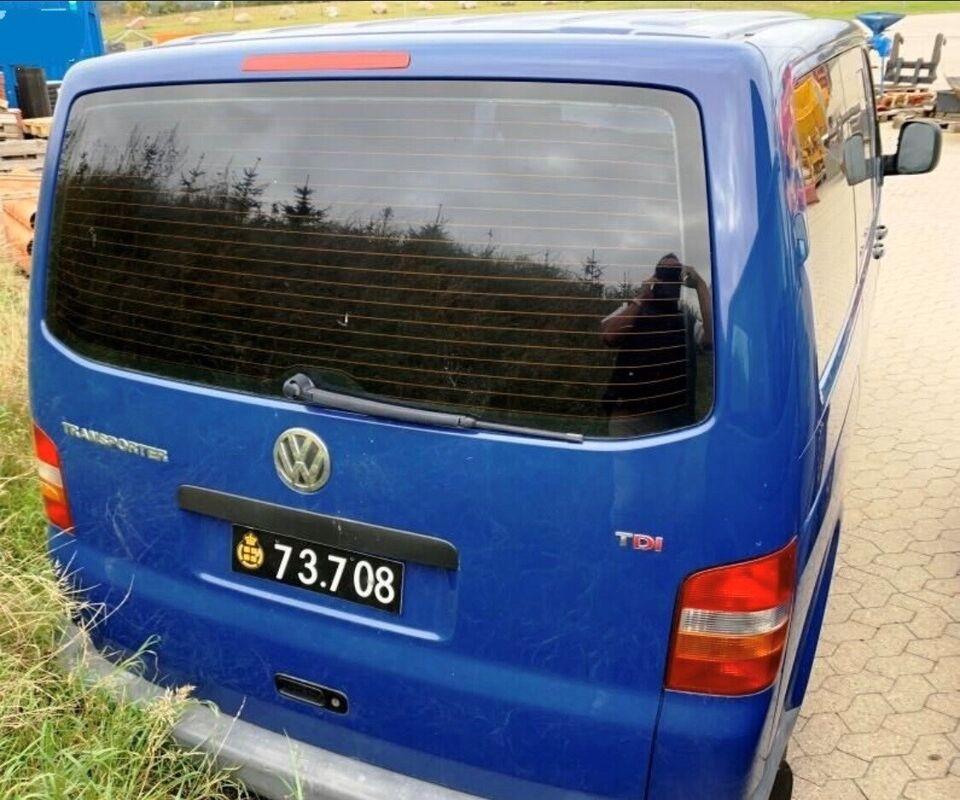 VW Caravelle, 2,5 TDi 130 8prs, Diesel
