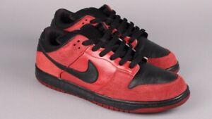 huge selection of aab5d 90516 Details about 2007 Nike Dunk SB Low Milli Vanilli sz 13 Red Black Rare  Supreme Panda Lobster