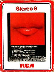 FANDANGO-Last-Kiss-8-TRACK-CARTRIDGE