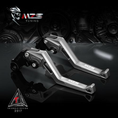 MZS Clutch Brake CNC Levers for Suzuki GSXR600//GSXR750 2006-2010 GSXR1000 05-06