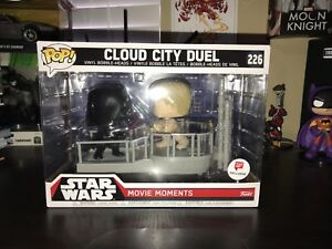 Funko Pop Disney Star Wars Cloud City Duel Walgreens Exclusive 226 Ebay
