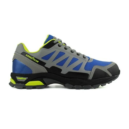 Gy1530 grigio Toe blu Trainer Goodyear Metal Mens Free Taglia composito 13 Safety t1qX1w7