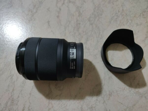Actif Sony Fe 28-70 Mm F 3.5-5.6 Oss Obiettivo Zoom Full Frame Per Sony Alpha E-mount