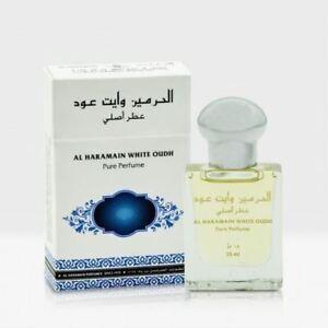 White-Oudh-15ml-Haramain-Perfume-Oil-Sweet-Fruity-Amber-Tobacco-Attar-Ittar