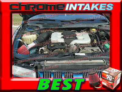 K/&N+RED 93-04 DODGE INTREPID EAGLE CONCORDE 300M LHS 2.7//3.2//3.3//3.5L AIR INTAKE