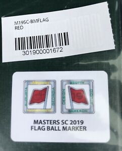 Details about 2019 SCOTTY CAMERON MASTERS SQUARE BALL MARKER Members Only  Exclusive BNIB ANGC