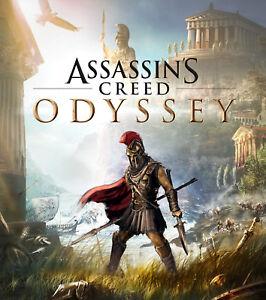 Assassin S Creed Odyssey Pc Uplay Key Region Europe Ebay