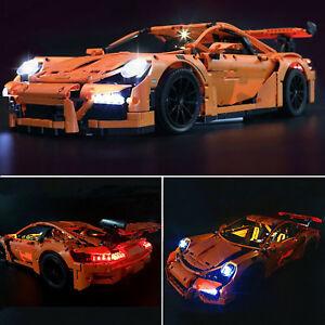 Details About Led Light Kit Only For Lego 42056 Porsche 911 Gt3 Rs Technic Lighting Bricks