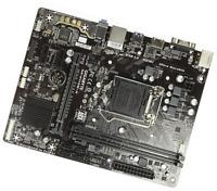 Gigabyte Micro Atx 2 X Ddr4 Dimm 4 X Sata 6gb/s Motherboard (ga-h110m-h)