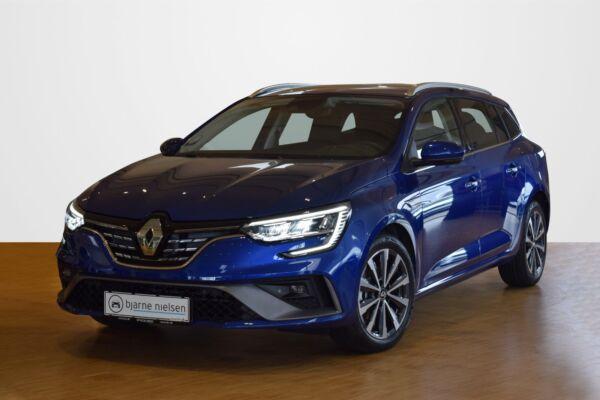 Renault Megane IV 1,6 E-Tech R.S. Line Sport Tourer billede 0
