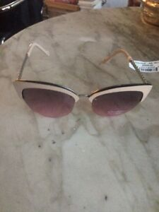 3595c6cc232 New JESSICA SIMPSON CATEYE Women s Sunglasses J5543 Eyewear Nude ...