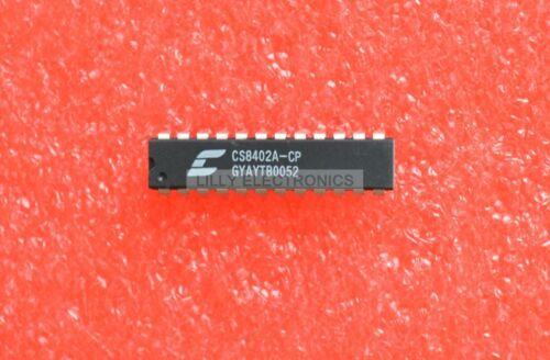 CS8402A-CP Paquet//DIP-24//Digital Audio Interface