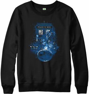 Doctor-Who-Design-Jumper-Life-of-Doctor-Spoof-Police-Box-Adult-and-kids-Sizes