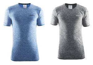 Craft-Ropa-Interior-de-ski-Active-manga-corta-talla-S-XL-XXL-camiseta-para-Esqui