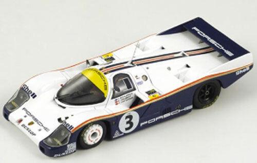 Spark Model 1 43 43LM83 Porsche 956L  3 Winner Le Mans 1983 NEW
