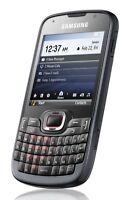 Samsung Omnia Pro Gt-b7330 Black Windows Phone Qwerty Keyboard Without Simlock