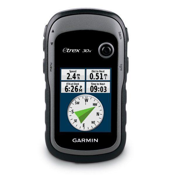 Garmin Etrex 30x Außen Navigationssytem Glonass,Kompass und Höhenmesser 010  | Räumungsverkauf