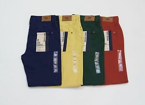TOMMY-HILFIGER-Men-039-Rebel-039-Slim-Straight-Fit-Colored-Jeans-NEW-NWT