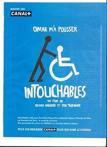 CANAL-INTOUCHABLES-Publicite-de-Magazine-Magazine-advertisement