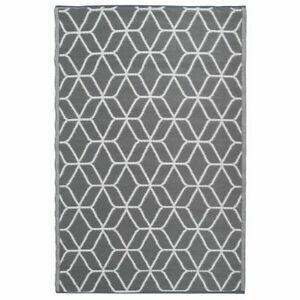 Esschert-Design-Outdoor-Rug-Graphics-180x121cm-Grey-and-White-Blanket-OC25