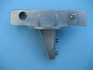 """2-3//8/"""" REAL SUPER DUTY STREET NAME SIGN EXTRUDED BLADE BRACKET FOR PIPE POSTS"""