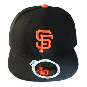 premium selection 41988 e912b Image is loading New-Era-MLB-San-Francisco-Giants-5950-Youth-