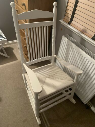 The White Company White Rocking Chair