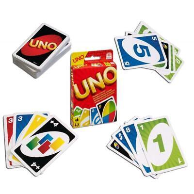 UNO Kartenspiel,für 2-10 Spieler,Familienspiel Gesellschaft Mattel Games W2087