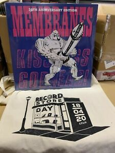 Membranes-LP-Kiss-Ass-Godhead-RSD-2020-30TH-Anniversary-Edition
