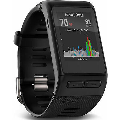 Garmin Vivoactive HR Smartwatch GPS Sports Watch Activity Tracker
