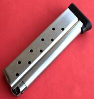 Rock Island Armory Magazine Government 1911 22tcm 38sup 9mm 10rd Stainless