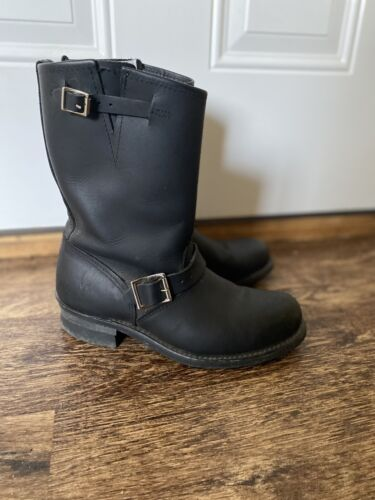 Womens Frye Engineer 12R Size 8