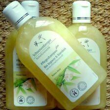 Schoenenberger Pflegeshampoo Plus Bio Ingwer & Bambus 250ml Naturkosmetik vegan
