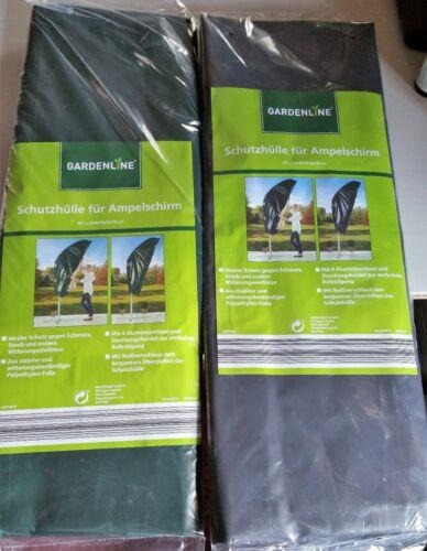 Schutzhülle für Ampelschirm Sonnenschirm 3-3,50 Meter Sonnenschirmschutzhülle