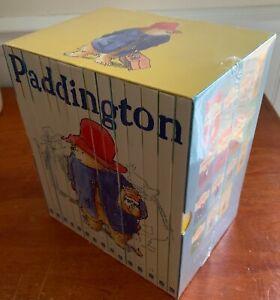 Paddington-Bear-classico-avventura-LA-RACCOLTA-COMPLETA-15-Book-Set-M-Bond