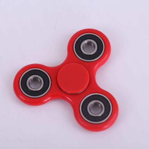 HAND Spinner Fidget Tri-Spinner 3D EDC in Ceramica /& Acciaio Giocattolo per Bambini