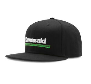 Kawasaki New Era 9Fifty 3 Green Lines Cap in Black - One Size ... 7bd234b5512