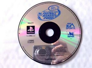Details About 53631 The F A Premier League Football Manager 2000 Sony Ps1 Playstation 1 19