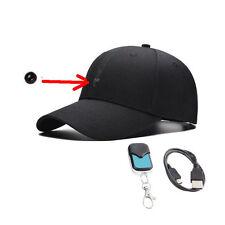 1080P Spy HD Hidden Camera Hat Covert Video Recorder Wireless Control Hat Cap XM