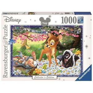 Ravensburger 1000 Teile Puzzle Walt Disney Bambi