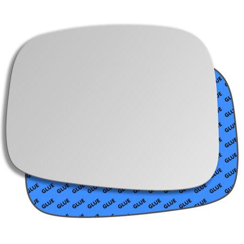 Außenspiegel Spiegelglas Links Konvex Opel Frontera 1998-2004 229LS
