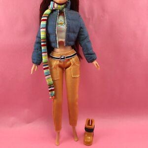 Barbie Ma Scène Chelsea Tenue 2003 Chillin Out Hiver Ski Veste Pantalon Haut