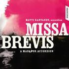 Missa Brevis-A Mass for Accordion von Matti Rantanen,Marko Ylönen (2012)
