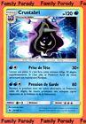 Crustabri 120pv 34/149 Soleil et Lune Carte Pokemon Rare neuve fr